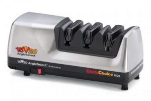 Chef's Choice Trizor XV 1520 AngleSelect Knife Sharpener